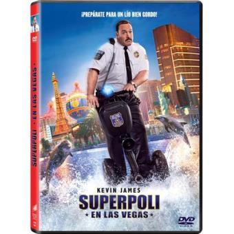 Superpoli en Las Vegas - DVD
