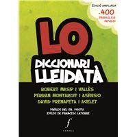 Lo Diccionari Lleidatà