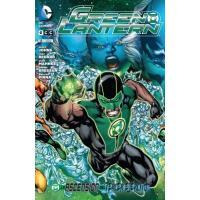 Green Lantern 13 Grapa. Nuevo Universo DC