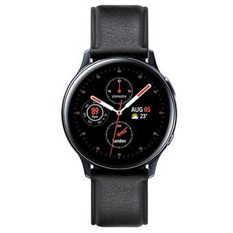 Smartwatch Samsung Galaxy Watch Active 2 40mm Acero inoxidable Negro