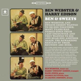 Ben & Sweet (Edición vinilo)