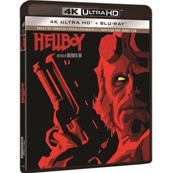 Hellboy - UHD + Blu-Ray