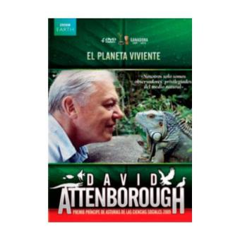 Pack El Planeta Viviente - DVD