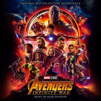 Avengers - Infinity War B.S.O.