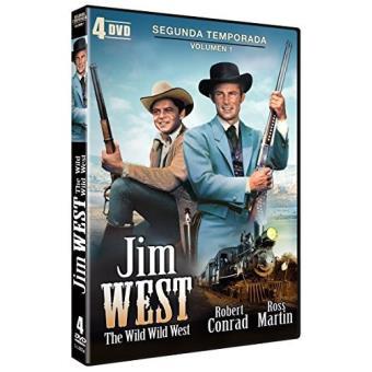 Jim West - The Wild Wild West Temporada 2 VOS - DVD