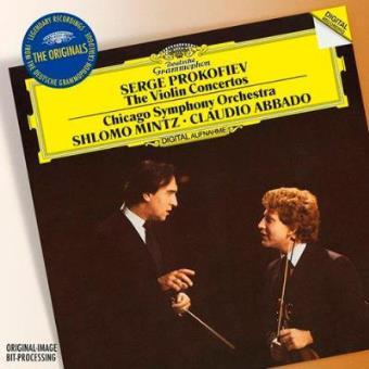 Originals. Prokofiev. The Violin Concertos