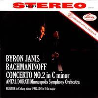 Rachmaninoff - Concerto No. 2 in C Minor - Vinilo