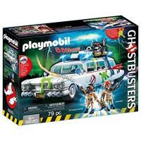 Playmobil Vehículo Cazafantasmas Ecto-1