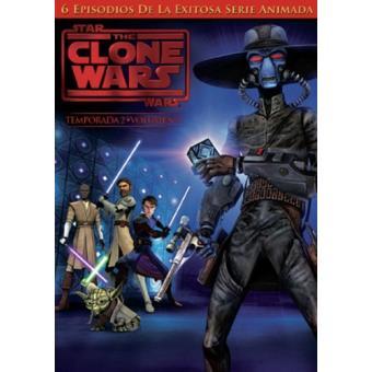 Star Wars: The Clone Wars - Temporada 2 Vol. 3 - DVD
