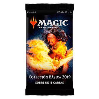 Magic colección básica 2019 - Sobres