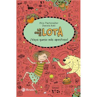 Las cosas de Lota: ¡Vaya queso más apestoso!