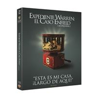 Expediente Warren: El Caso Enfield (The Conjuring) - Ed Iconic - Blu-Ray
