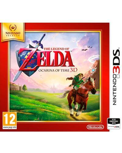 Nintendo The legend of Zelda: Ocarina