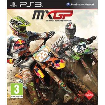 Mxgp Motocross Gp Ps3 Para Los Mejores Videojuegos Fnac