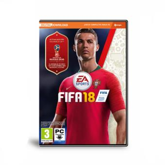 FIFA 18 PC (código de descarga)