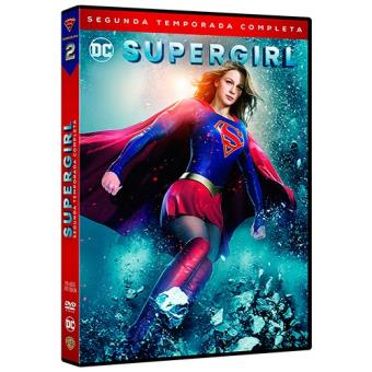 Supergirl   Temporada 2 - DVD