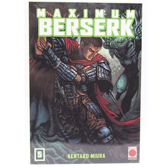 Maximum Berserk 5 5 En Libros Fnac
