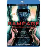 Rampage: Francotirador en libertad - Blu-Ray + DVD