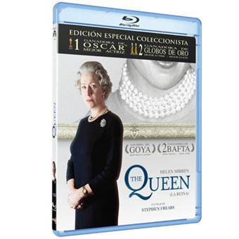 The Queen - Blu-Ray