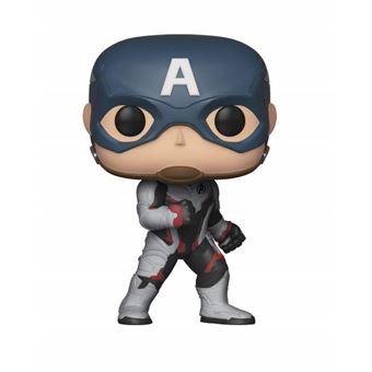 Figura Funko Marvel Vengadores Endgame - Capitán América