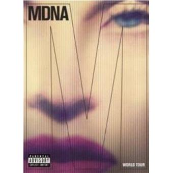Mdna World Tour + DVD (Ed. Deluxe)