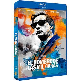 El hombre de las mil caras - Blu-Ray