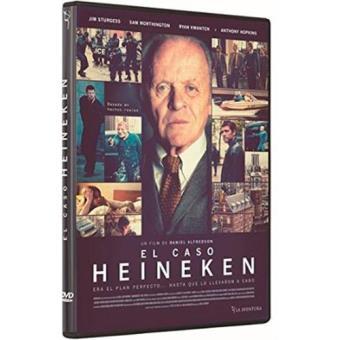 El caso Heineken - DVD
