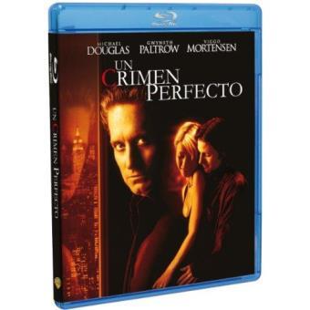 Un crimen perfecto - Blu-Ray