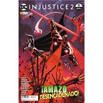 Injustice: Gods among us núm. 67/9