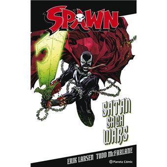 Spawn Las guerras de Satán