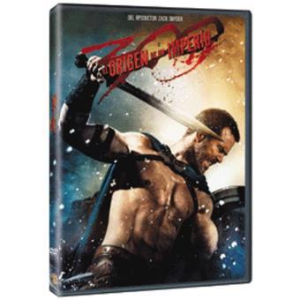 300: El origen de un Imperio - DVD