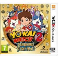 Yo-kai Watch 2: Carnánimas Ed. Limitada + Medalla Nintendo 3DS