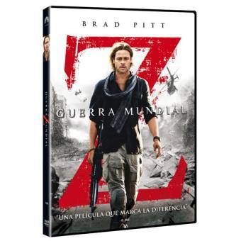 Guerra mundial Z - DVD