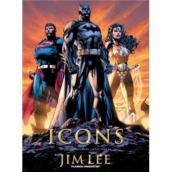 Icons de Jim Lee