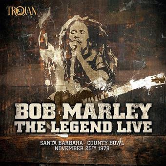 The Legend Live: Santa Barbara County Bowl - Vinilo
