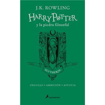 Harry Potter y la piedra filosofal. Slytherin