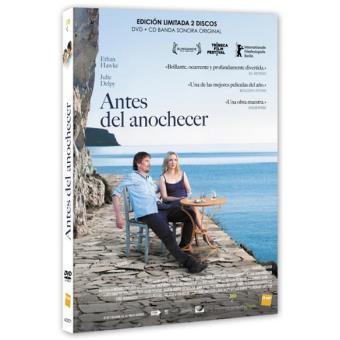 Antes del anochecer - Exclusiva Fnac - DVD + Banda sonora original