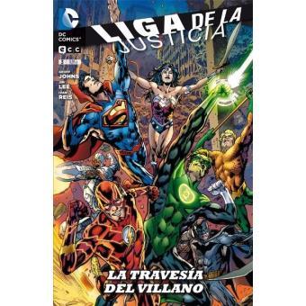 Liga de la Justicia 3. Nuevo Universo DC (reedición cuatrimestral)