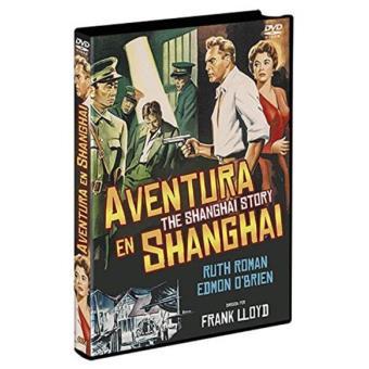 Aventura en Shanghai - DVD