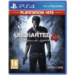 Uncharted 4 A Thiefs End Hits PS4