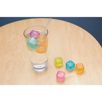30 cubitos de hielo reutilizables