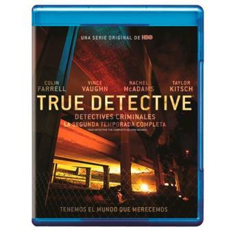True Detective  Temporada 2 - Blu-Ray