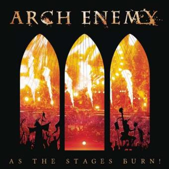 As the stages burn (CD +DVD)