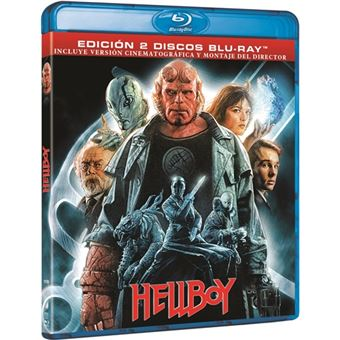 Hellboy - Ed Extendida - Blu-Ray