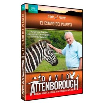 Pack El Estado del Planeta - DVD
