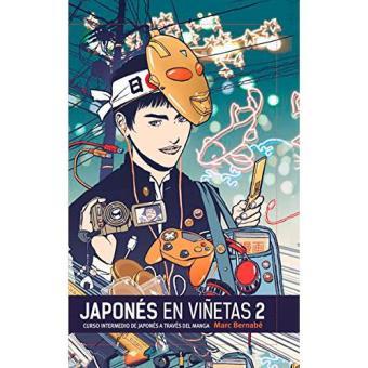 Japonés en viñetas (Integral, tomo 2)