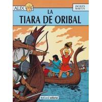 Alix 4 La tiara de Oribal