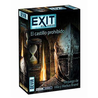 Exit 4 - El castillo prohibido