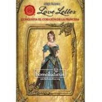 Love Letter juego de cartas y deducción para 2 6 jugadores