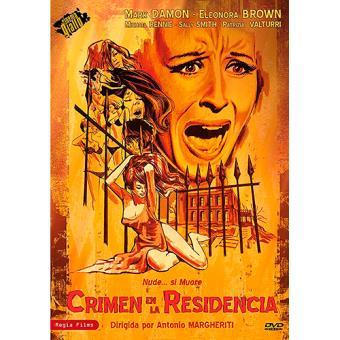 Crimen en la residencia - DVD